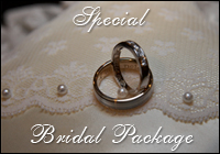 Bridal Package Special Photo
